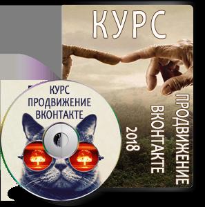 Курс по продвижению ВКонтакте (ВК)